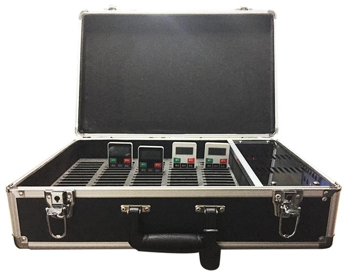 valigia trasporto votazione elettronica