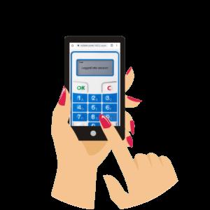 televoto smartphone